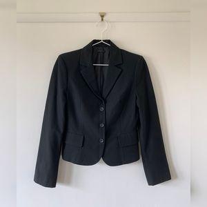 Sisley black suit jacket/blazer